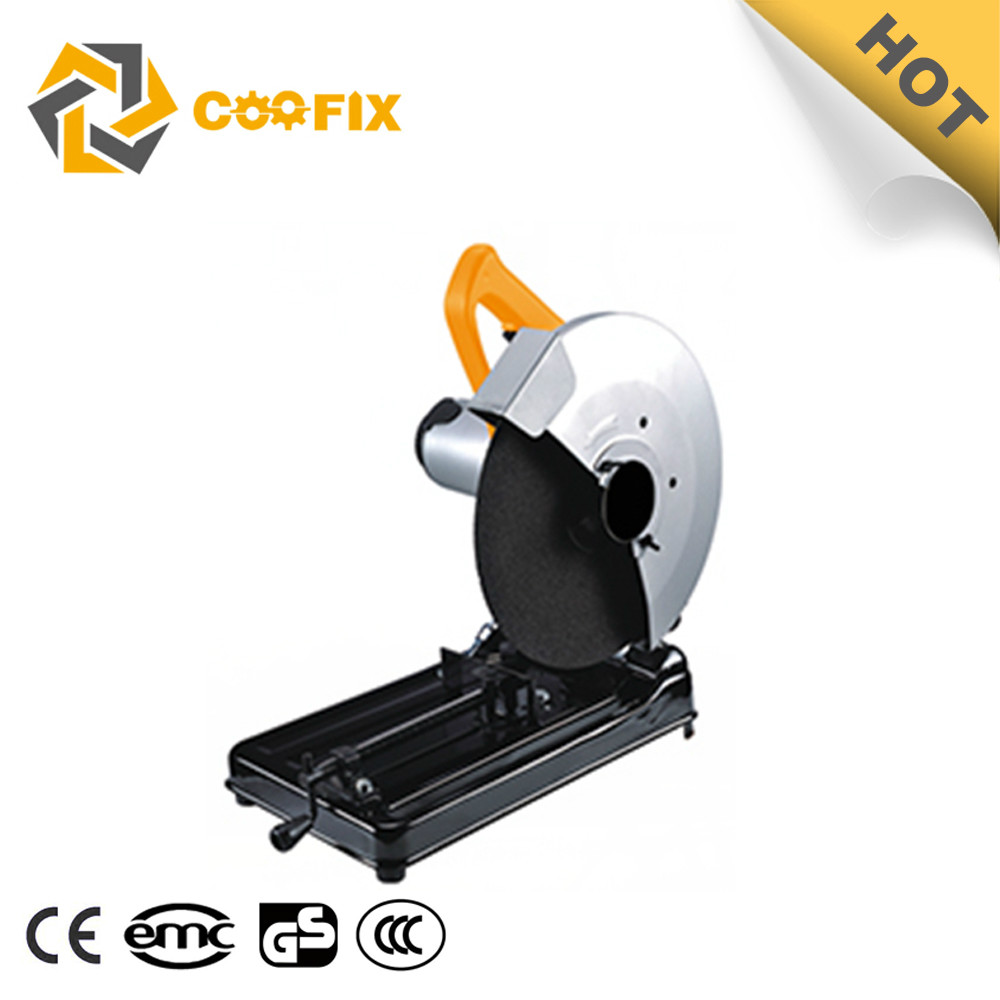 CF93554 355mm cheap price professional steel chop saw woodworking electric cut-off machine