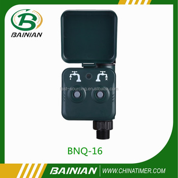 Battery Programmable Daily repeat Irrigation Timer Controller