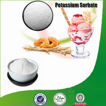 GMP Factory Supply 100% Pure Potassium Sorbate for Food Preservative Use