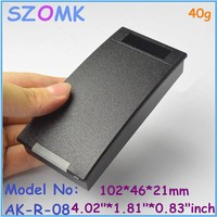 ABS Plastic enclosures for Brush access control cards