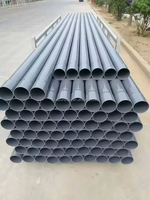 High strength U-PVC pipe SDR11 2.5MPa pvc buried water supply pipe