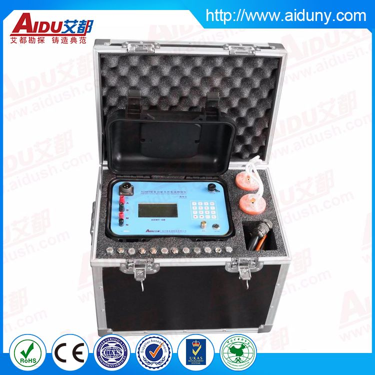 Hot-sale Large Scan Area ADMT-6B mineral ion detector