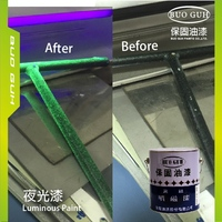 MADE IN TAIWAN LUMINOUS SPRAY PAINT GLOW IN THE DARK FABRIC PAINT