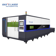 Han's Laser Factory directly supply G3015F 3000W Fiber fiber cnc Cutting Machine