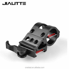 Jialitte 25mm Quick Release Adjustable Scope Mount Hunting Accessories Mount china supplier J024
