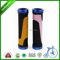 XH-G56BL factory price colorful Rubber bicycle handle gripbike handlebar grip,bicycle handlebar grips,Hand Grip for sale