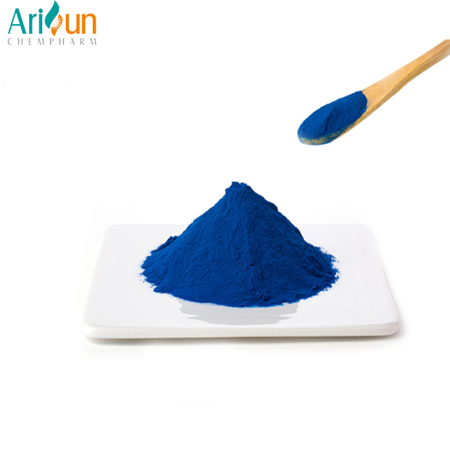 Arisun Supply Natural Food Coloring <strong>Powder</strong> Blue Spirulina <strong>Powder</strong>