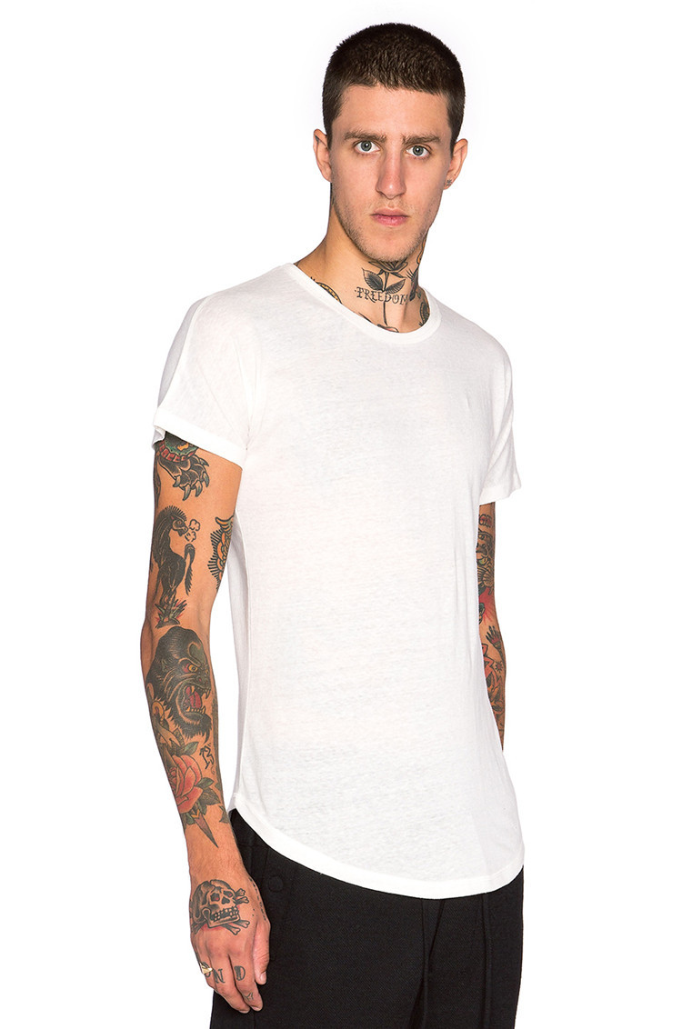 Muscle tee shirts manufacturers china blank white t shirt for Where to order blank t shirts