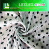 100% Polyester Fabric Print Names For Elegant Lady