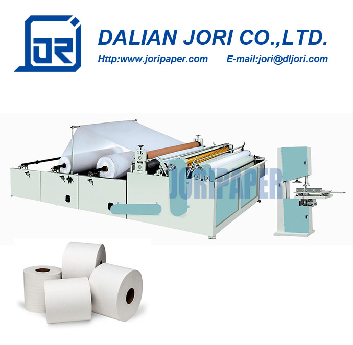 Cheap Toilet Tissue Paper Manufacturing Machine For Sale