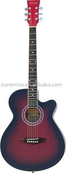 Acoustic Guitar S39917C Sunsmile