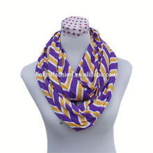 2017 Women's Mardi Gras Fashion Infinity Loop Scarf