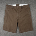 Factory wuhan custom mens cargo shorts pants washed heavy cotton shorts