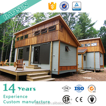 BAOSUN low cost fast build integrated house with CE AS UL certificate