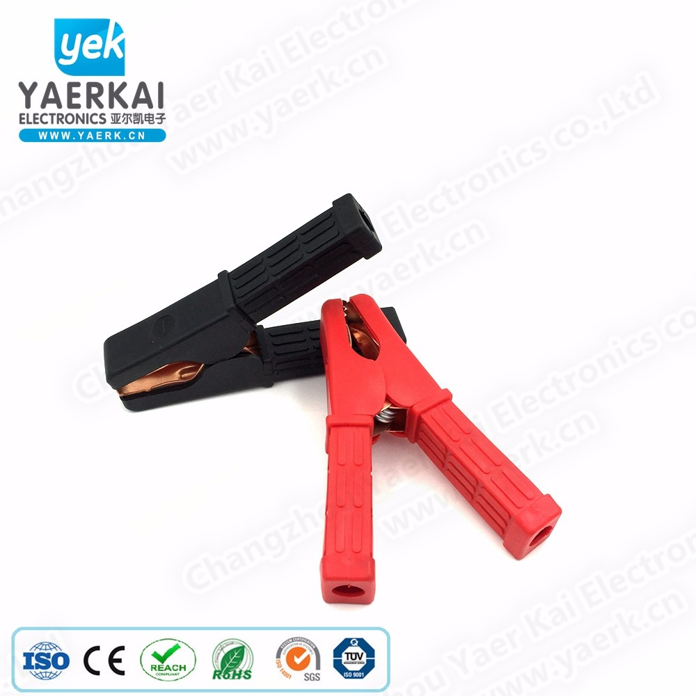 Well Designed 10a electronic test clip hook roll plastic