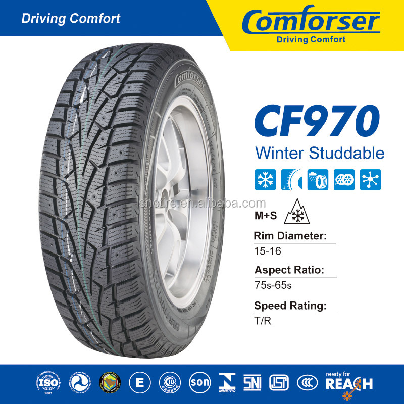 Winter tyres COMFORSER PCR radial passenger car tire all terrain vehicle wholesale atv china