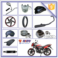 China professional motorcycle spare parts for FT180