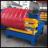 arching machine arch steel roof sheet curving machine angle sheet curving roof roll forming machine