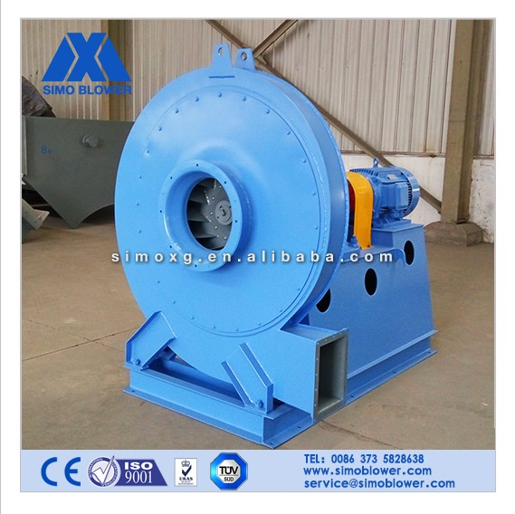 China free standing metallurgy centrifugal exhaust fan