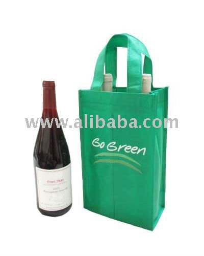 Cotton Bag / Gift Bag / Wine Bottle Bag