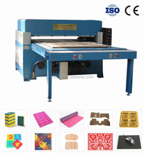 Factory Price automatic hydraulic die cutting equipment shoe making machine