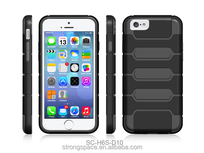 tpu case for iphone6, hard pc case for iphone6