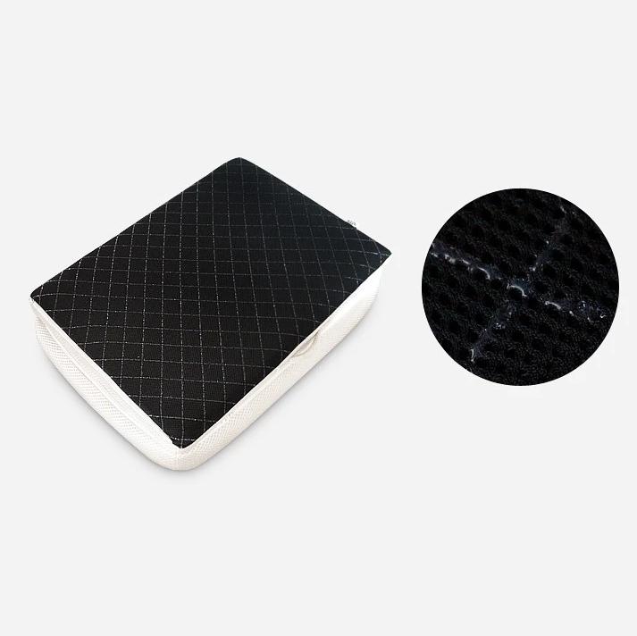 Custom made 3D waterproof anti-scraping bed pet mattress for dog - Jozy Mattress   Jozy.net