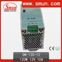 120W 12V 10A Switch LED Power Supply AC/DC Din Rail Installation