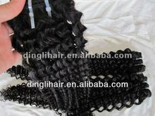 Spot goods!Hot sale!High quality!Brazilian Human Deep wave remy virgin Hair extension hair weft