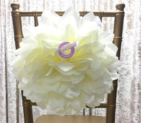 QF00058 hot sale bride to be sash flower decoration flower wedding chair back sash