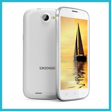 Original DOOGEE DG500C Mobile Phone 5.0inch Cell phone 1GB RAM 4GB ROM 2800mAh Battery Android 4.2 Smart phone