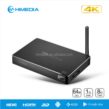 Wholesale RK3368 Octa Core Indian-Pakistan Channels HD Live IP TV Box