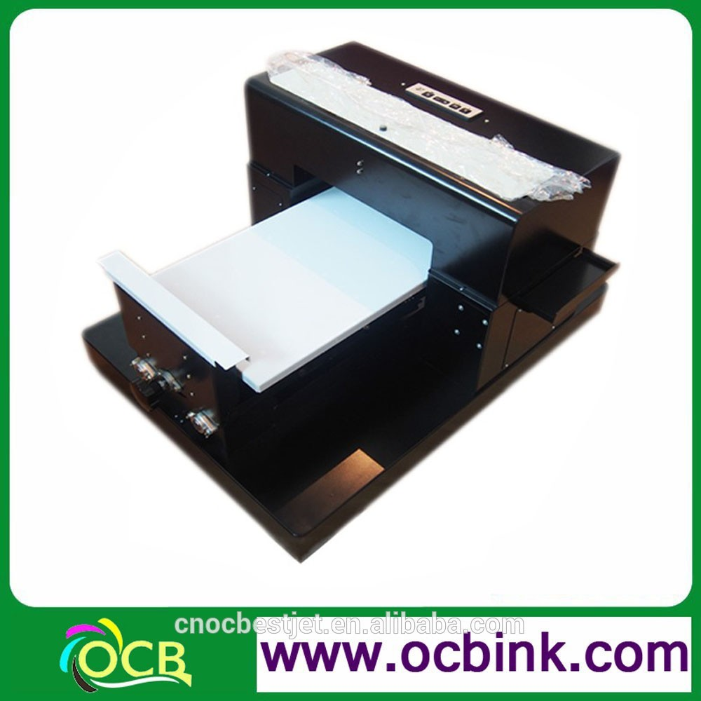 Ocbestjet LED UV Offset Printing Curable Inkjet Printer Ink For Epson Stylus Photo R1800 R1900 R2000 Flatbed Printers