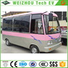 WeiZhou chinese Electric/Mobile Kitchen Food Bus