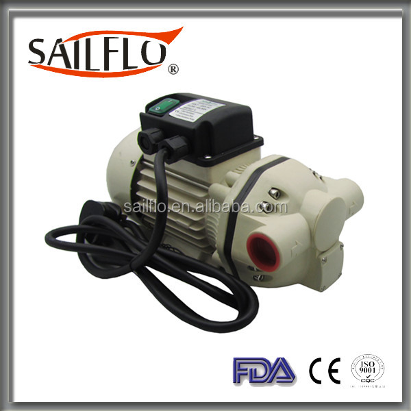 220v Ad blue pump with automatic switch