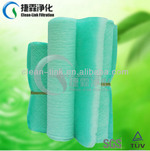 Clean-link G4 glass fiber paint stop filter
