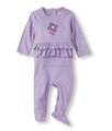 Baby Toddler Longall Gown ruffle waist Sleep suits