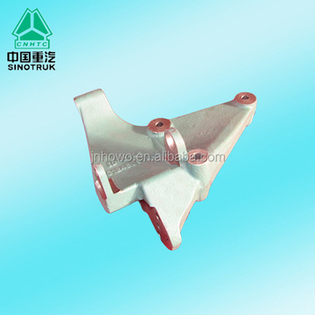 Heavy truck spare parts howo generator support VG1246090008 generator bracket