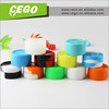 Alibaba-express popular dry herb wax mini containers food grade silicone wax oil jar
