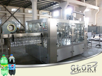 soft drink carbonated beverage packing machine