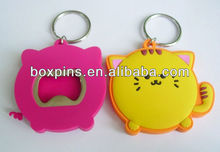Soft PVC Lovely Cat shape Can Opener