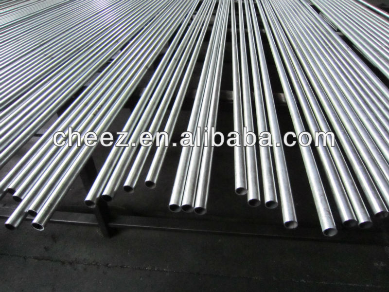 DIN 2391 EN 10305-1 BS6323 ASTM A179 high quality cold drawn precision seamless steel tube
