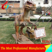 fiberglass statue real size dinosaur sculpture resin dinosaur model for sale