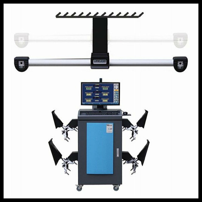 High Quality X-70G Land John 3D Wheel Alignment workshop equipment