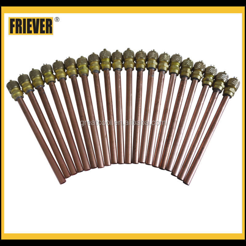 FRIEVER copper charging valve/charging pin