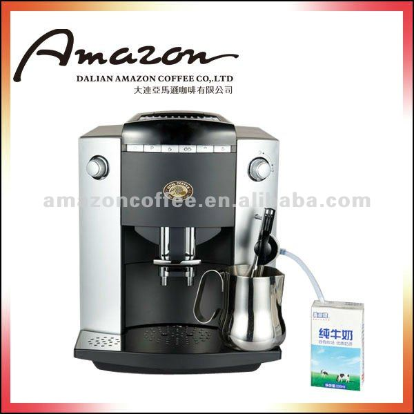 Cheap but good quality of Automatic Bean to Cup Coffee Machine for Espresso and Cappuccino