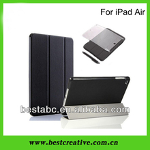 Three folding cover for ipad air