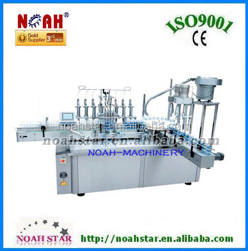 FCM 4/1 Automatic Bottling Machine Price