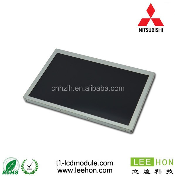 MITSUBISHI LVDS interface 1000cd/m2 IPS AA070ME01 7 inch tft lcd display