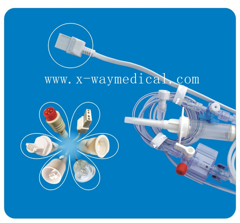 Disposable accurate precise and sensitive Invasive blood pressure transducer